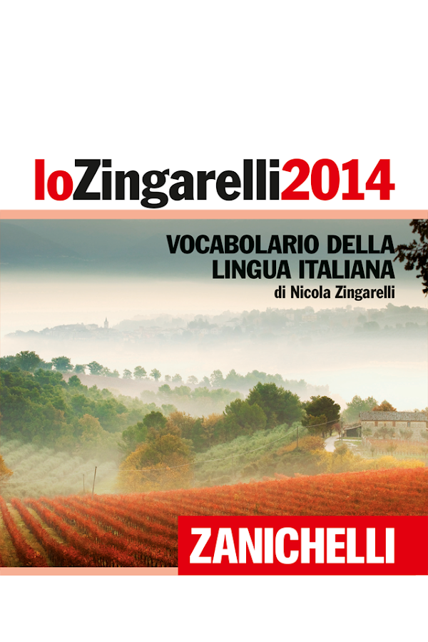 loZingarelli 2014 - screenshot