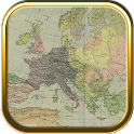Old Maps Puzzle Games icon