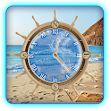 Summer Ocean Landscape HD LWP icon