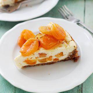 Apricot Ricotta Cheesecake