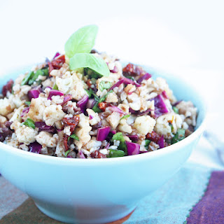 """Anti"" Pasta Cauliflower Salad"