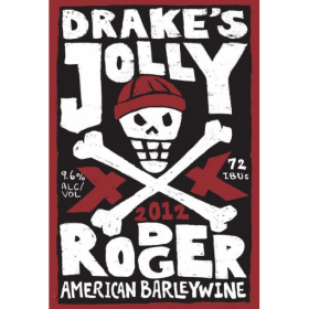 Logo of Drake's Jolly Rodger (2012)