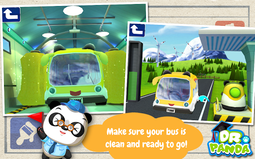 Dr. Panda Bus Driver  screenshots 5
