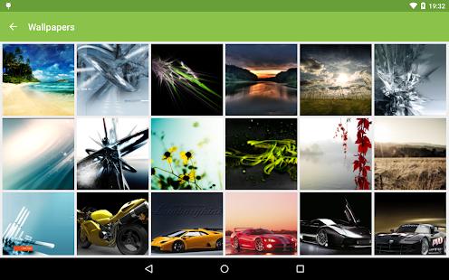 Wallpaper Changer - screenshot thumbnail