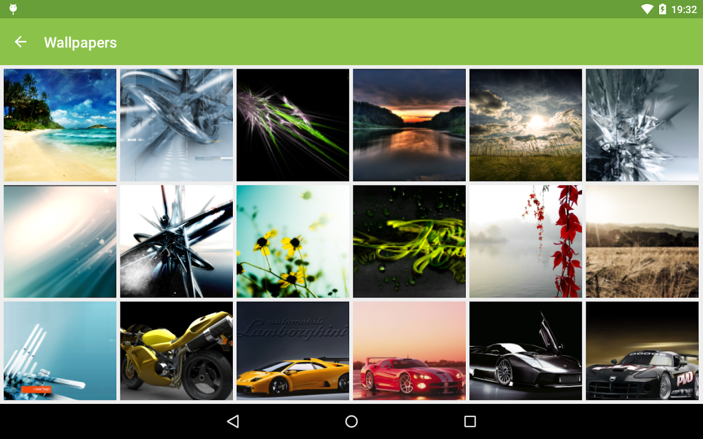 Photos To Wallpaper Wallpaper Changer  Android Apps On Google Play