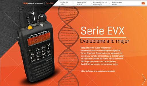 Demo Serie EVX