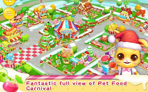 Pet Food Carnival - Merry Xmas v1.0
