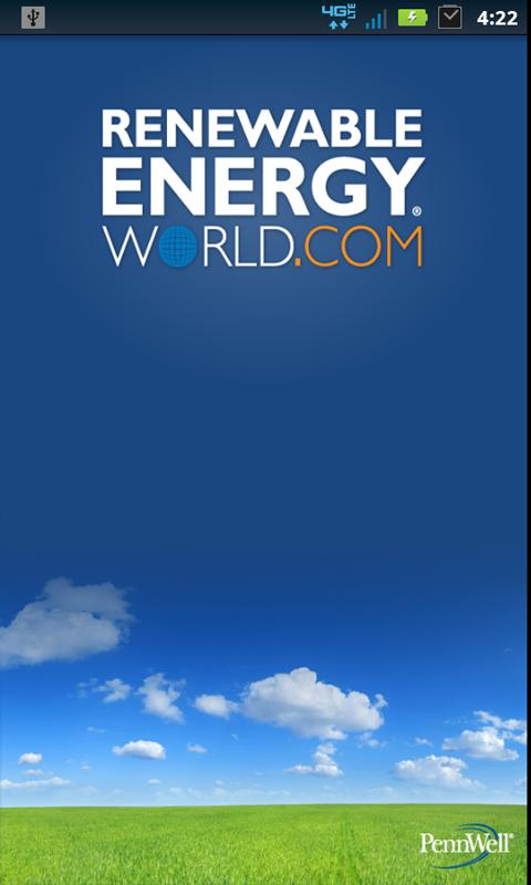 Renewable Energy World- screenshot