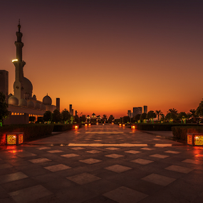 Sheikh Zayed Grand Mosque by Hendrik Priyanto - Buildings & Architecture Places of Worship