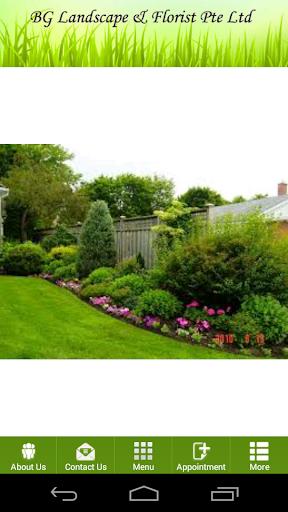 BG Landscape Florist Pte Ltd