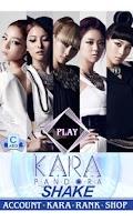 Screenshot of KARA SHAKE