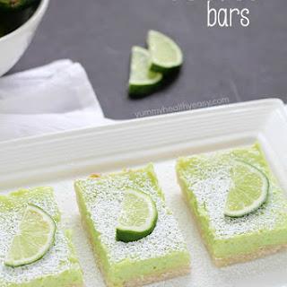 Lime Bars.