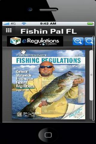 Fishin Pal Florida - screenshot