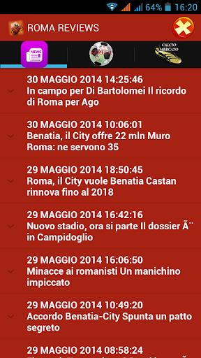 ROMA REVIEWS