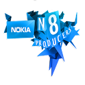 Nokia N8 Phone Wallpapers logo