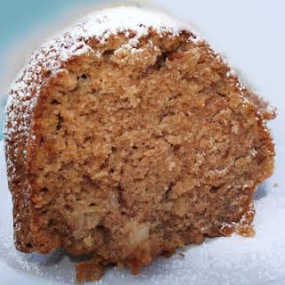 Fresh Apple Cake.
