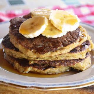 Oatmeal-Banana Cake.