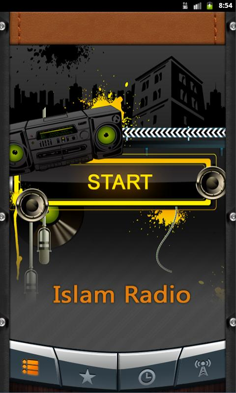 Islam Radio - screenshot