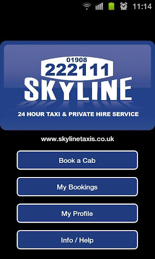 Skyline Taxis Milton Keynes