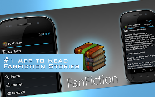FanFiction Reader Pro - screenshot thumbnail