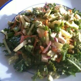 Kale Sushi Salad.