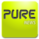 Pure news widget (scrollable) icon