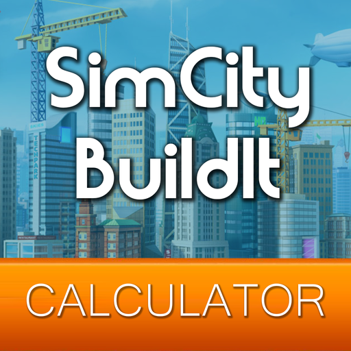 Calculator for SimCity BuildIt