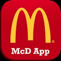 McD App icon