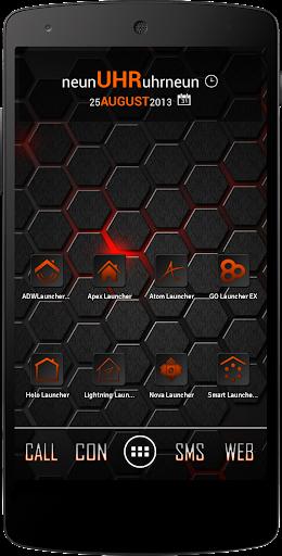 Apex Nova Semiotik Orange Icon