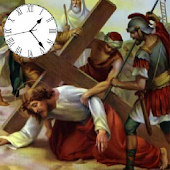 Stations of the cross Clock