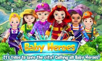 Screenshot of Baby Heroes