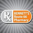 Bennett's Route 66 Pharmacy icon