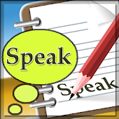 voice recognition notepad