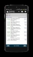 Screenshot of Xpert-Timer Time Tracking