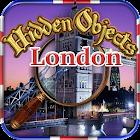 Hidden Objects London Quest Spy & Spot Object Game icon