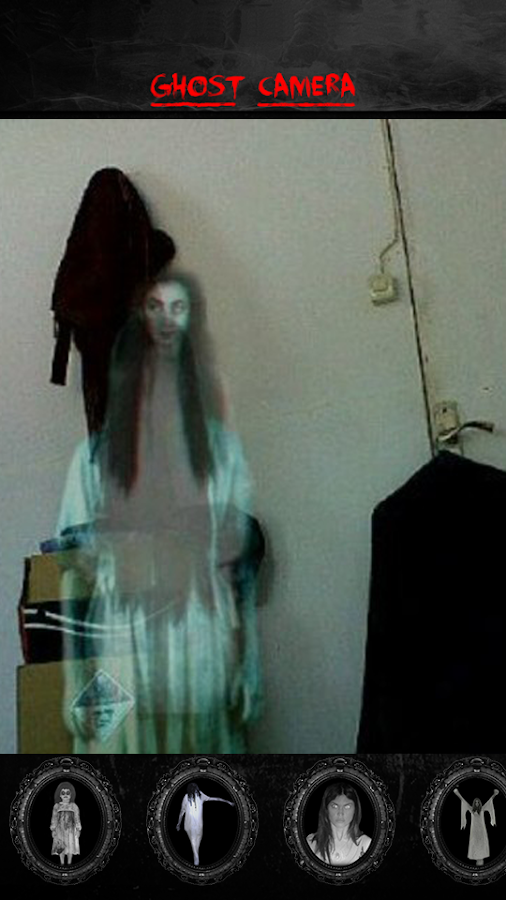 Ghost Camera- screenshot