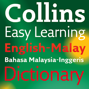 Collins Malay Dictionary TR