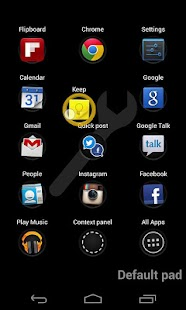 SwipePad - Gesture Launcher- screenshot thumbnail