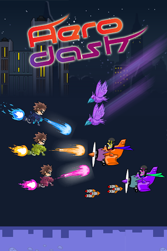Aerodash - 戰爭外層空間