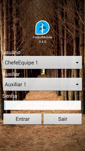 Forest Mobile - Demo