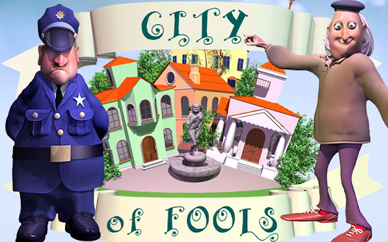 City of Fools: Hidden Object