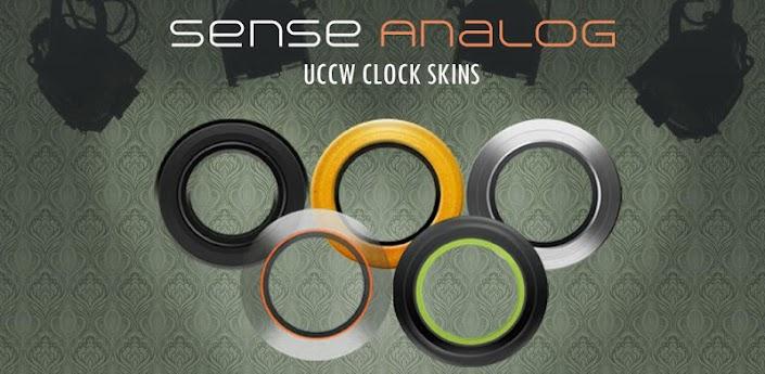 Sense Analog Clocks