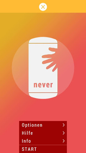 STOP never touch