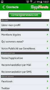 SeneNews.com - Actu du Sénégal - screenshot thumbnail