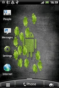 Free DroidLiveWallpaper- screenshot thumbnail