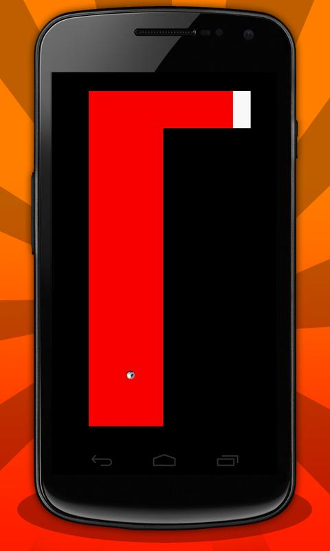 Scary Maze for Android - screenshot