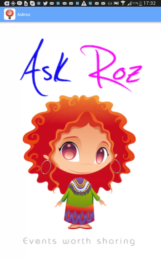 Ask Roz Australia- screenshot