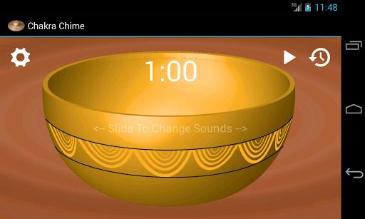 Chakra Chime Meditation Timer