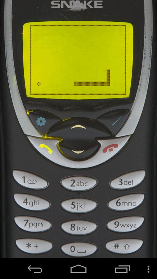 Snake '97: retro phone classic - screenshot