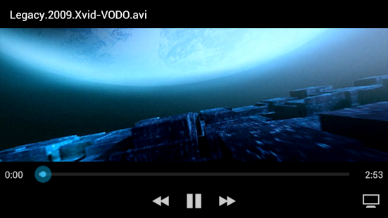 Torrent Video Player - TVP - screenshot thumbnail